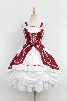 Neverland Antique Humanoid Lolita JSK Dress