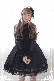 Neverland Summer Secret Small High Waist Bow-knot Sweet Lolita JSK Dress 4 Colors
