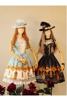 Mousita Palace Prelude Lolita JSK Dress