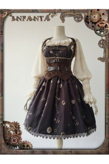 Infanta Mechanical Dolls Steampunk Mini Lolita JSK