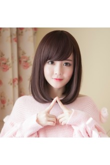 Short Hair BOB Sweet Lolita Wig 3 Colors
