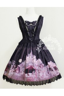 Milu Forest Sleeping Curse Sweet Lolita JSK Dress Version Ⅰ