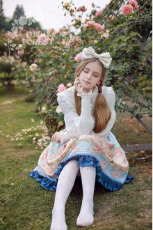 Milu Forest Pride and Prejudice Sweet Lolita SK 3 Colors