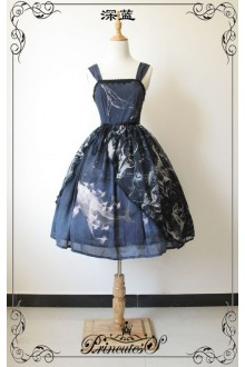 Fairydream Lolita Whale Fall Sweet Lolita JSK Dress