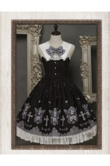 Ista Mori My Little Angel Sleeveless Sweet Lolita JSK Dress