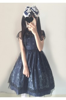 Dreamlike Night Star Sweet Lolita JSK Dress