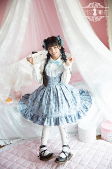 Miss Point Vintage Fairy Tale Sweet Lolita Dress 2 Colors