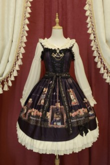 Honey Honey Earl of The Cat Sweet Lolita JSK Dress