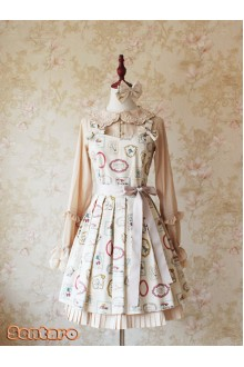 [EAT ME, ALICE] Sweet Lolita JSK Version Two 3 Colors