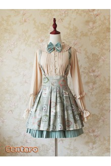 [EAT ME, ALICE] Sweet Lolita SK 3 Colors