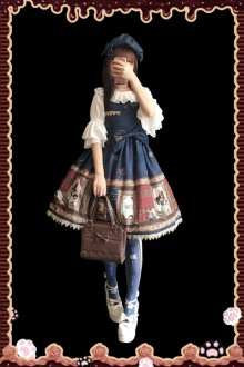 Sweet Magic Dictionary Infanta Lolita JSK Mini 3 Colors
