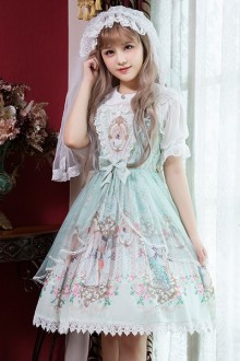 Original New Princess Sweet Lolita Dress 2 Colors