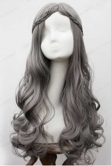 Lolita Wig Big Wave Long Curly Hair 2 Colors