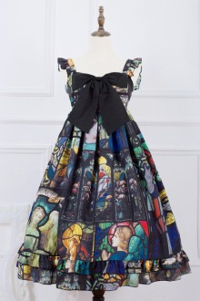 Original St. John's Gospel Type II Sweet Lolita Dress