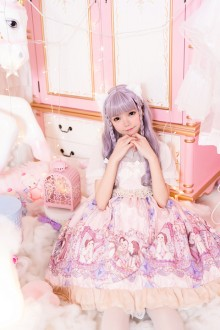Original Authentic <Angel Cupid> Sweet Lolita Dress