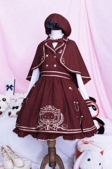 Royal College Style Lolita Suit