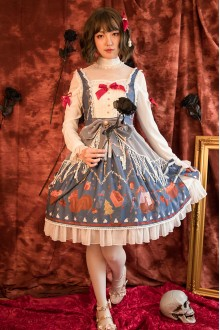 Wa Lolita Christmas Sweet Plus Size Lolita Dress