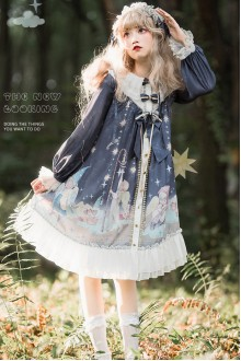 Little Prince Sweet Lolita OP Dress