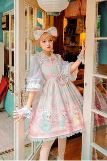 Sweet Puppet Sweet Lolita JSK Dress