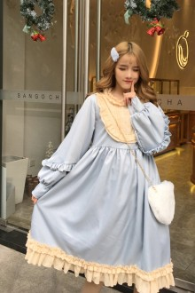 2020 New Cute Princess Sweet Lolita Dress 2 Colors