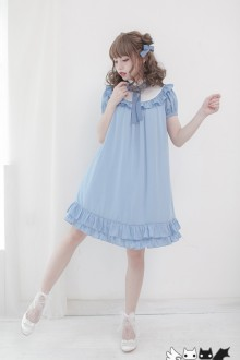 Original * Pearl Lady * Retro Sweet Lolita OP Dress 3 Colors