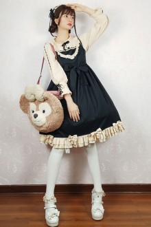 Original Genuine Daily Long Sleeve Sweet Lolita Dress