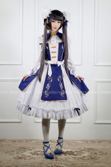 "Original Design ""Long Chun's Dream"" Sweet Lolita Dress"
