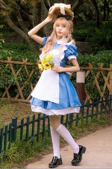 Original Design <Alice Maid> Sweet Lolita Dress 3 Colors