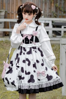 2021 Original New <Milk Pudding> Sweet Lolita Jsk Dress