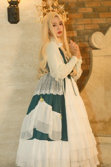 Original Design <Sanctuary> Sleeveless Classic Lolita JSK Dress