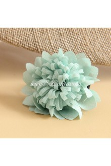 Lolita Headdress Sweet Seaside  Green Flower Hair Rope