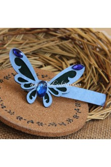 Lolita Headdress Sen Department Elves Butterfly Barrette