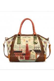 Lolita Printed Vintage Lovely Miley Bag