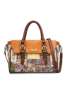 Lolita Vintage Ladies Floral Bag