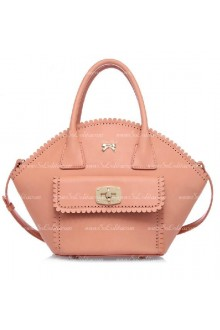 Lolita Sweet Pink PU Bag