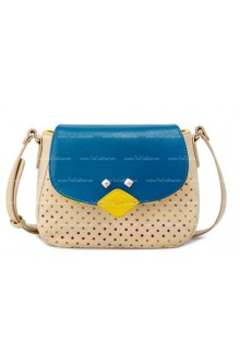 Lolita Casual Lovely Bird Collision Color Bags