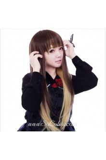 Brown Cute Roleplay Lolita Wig