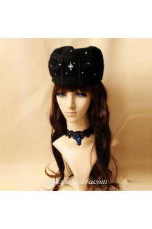Punk Vampiric Royal Lady Short Lolita Necklace