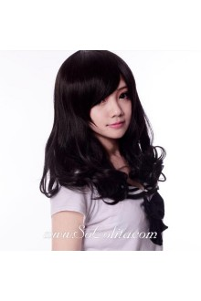 Black Cute Roleplay Lolita Wig