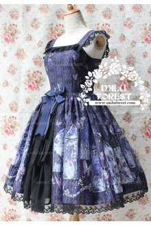 Sweet Summer Night Jsk Milu Forest JSK Lolita Dress