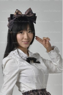 Sweet Stained Glass Souffle Song Lolita Headwear KC2
