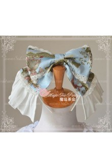 Sweet Magic Tea Party JSK Floral Summer Fairy Lolita Headband