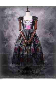 Broken Doll MISS CAT Classical Puppets Vest Dress