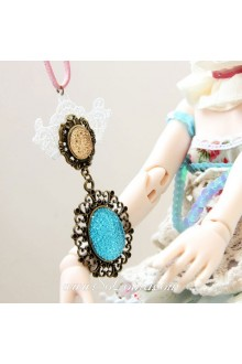 Cute Princesses Style Stylish Wild Vintage Lolita Sweater Chain