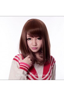 Pear Head Brown Sweet Roleplay Lolita Wig
