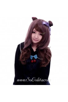Brown Curl Sweet Roleplay Lolita Wig