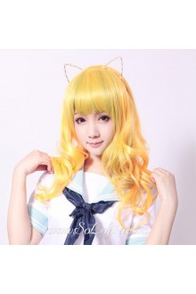 Yellow Sweet Roleplay Lolita Wig