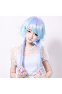 Green Purple Mixed Sweet Roleplay Lolita Wig