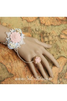Flower Lace Lace Fashion Vintage Palace Lolita Bracelet