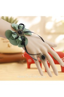 Fashion Butterfly Ribbon Bowknot Lolita Bracelet